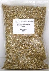 Crushed Wheat Malt - 500gms