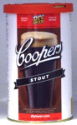 Coopers Stout homebrewing kit
