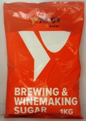 Brewing and Winemaking Sugar (Dextrose) - 1kg