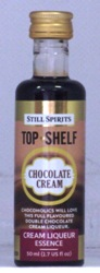 <!--Cream-->Still Spirits Top Shelf Chocolate Cream