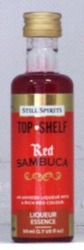 Still Spirits Top Shelf Red Sambuca Essence