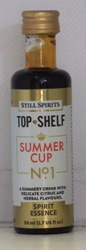Still Spirits Top Shelf Summer Cup Spirit Essence