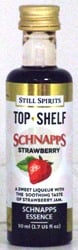 <!--Schnapps-->Still Sprits Top Shelf Strawberry Schnapps