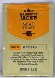 Mangrove Jack Mead Yeast (M05) - 10g sachet