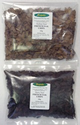 Brupaks Toasted French Oak Chips