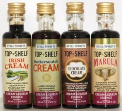 Still Spirits Cream Liquer Essences