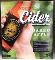 Festival Oaked Apple Cider