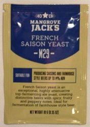 Mangrove Jack's French Saison Yeast (M29) - 10g