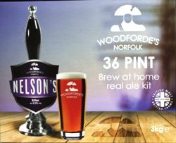 Woodfordes Nelsons Revenge - 36 pint beer kit