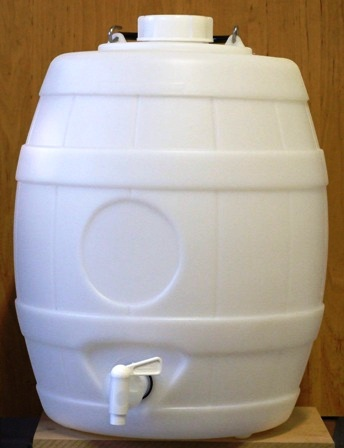 Standard 5 Gallon Barrel