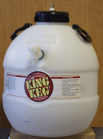 King Keg Top Tap