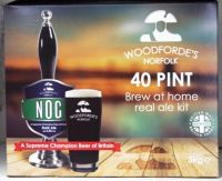 Woodfordes Norfolk Nog - 40 pint beer kit