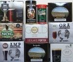 Real Ales, Porters and Stouts