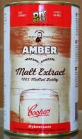 Coopers Liquid Malt Extract - Amber 1.5kgs