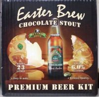 "Bulldog Beer ""Easter Brew"" Chocolate Stout Kit"
