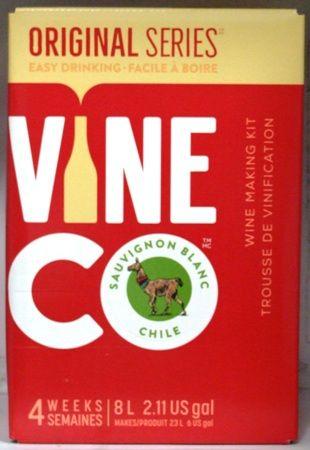 Vineco Original Series Chilean Sauvignon Blanc 30 bottle home white wine ma