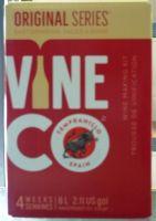Vineco Original Series Tempranillo 30 bottle home red wine making kit