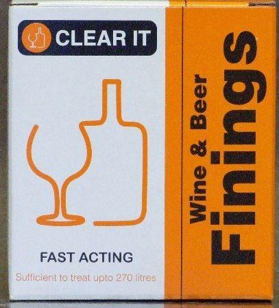 Kwik Clear Finings (treats up to 270 ltrs)