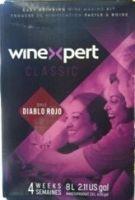 Wine Expert Diablo Rojo 30 bottle red wine kit (Previously Vintners Reserve)