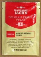 Mangrove Jacks Belgian Tripel Yeast (M31)