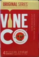 "Vineco Original Series Australian ""Grenache Shiraz Mourvedre"" (GSM) Mix 30 bottle home red wine making kit"
