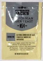 Mangrove Jack's Californian Lager Yeast (M54) - 10g sachet