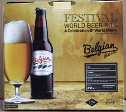 Festival World Beer Kits - Belgian Pale Ale