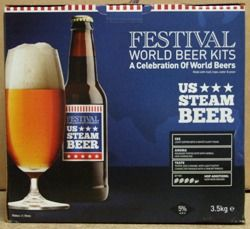 Festival World Beers - US Steam Beer