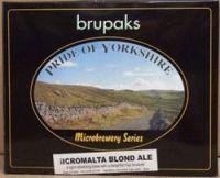 Brupaks Micromalta Blond Ale (Spanish Golden Ale) beer making kit