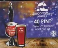 Woodfordes Tinsel Toes Winter Ruby Ale - 40 pint beer kit