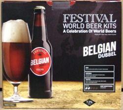 Festival World Beers - Belgian Dubbel