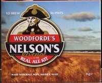 Woodfordes Nelsons Revenge Strong Bitter - 36 pint beer kit