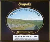 Brupak Black Moor Stout