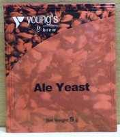 Youngs Ale Yeast - Sachet