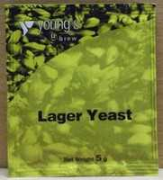 Youngs Lager Yeast - Sachet