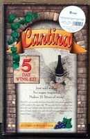 Cantina 5 day Rose - 30 bottle rose wine kit