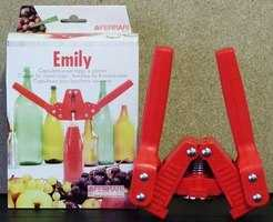 Ferrari Emily Twin Handled Capper