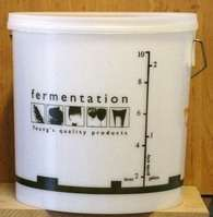 10 ltr Brewing Bin and lid