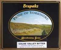 Brupaks Colne Valley Bitter home made beer kit
