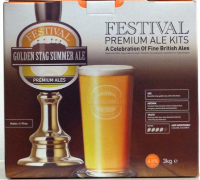 <!--1-->Festival Golden Stag Summer Ale