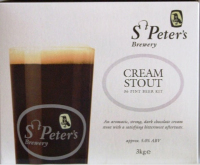 St Peters Brewery - Cream Stout
