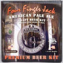 Bulldog Beer Four Finger Jack American Pale Ale
