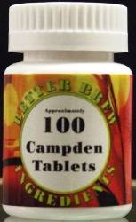 Campden Tablets - 100s