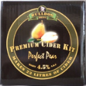 Bulldog Premium Pear Cider