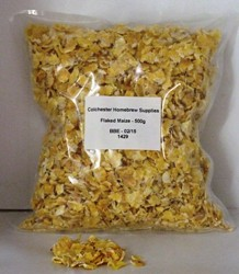 Brupaks Flaked Maize - 500gms