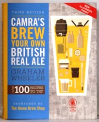 Brew Your Own British Real Ale - Latest Reprint of 3rd edition