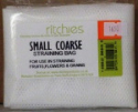 Small Straining Bags - Coarse