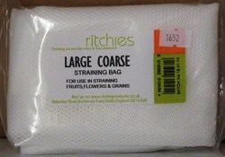 Straining Bags -  Large Coarse
