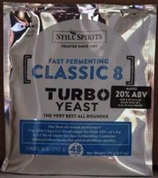 Still Spirits Classic Turbo Yeast