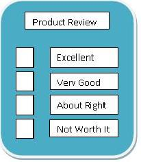 product review form